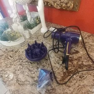 JOY MANGANO PURLE One Touch Hair Dryer